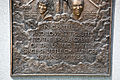 Shuttle Challenger - front bottom - Arlington National Cemetery - 2011.JPG