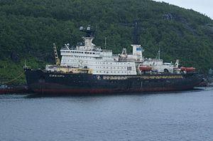 Sibir (1977 icebreaker) - Image: Sibir icebr