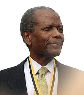 Sidney Poitier American-born Bahamian actor, film director, author, and diplomat