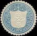 Siegelmarke Bürgermeisteramt Contwig-Pfalz W0313064.jpg