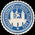 Siegelmarke Bürgermeisteramt der Königlichen Stadt Brüx W0215804.jpg