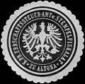 Siegelmarke Königlich Preussische Erbschaftssteuer - Amt und Stempelfiskalat zu Altona W0221370.jpg