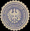 Siegelmarke K. Joachimsthalisches Gymnasium Berlin W0349165.jpg
