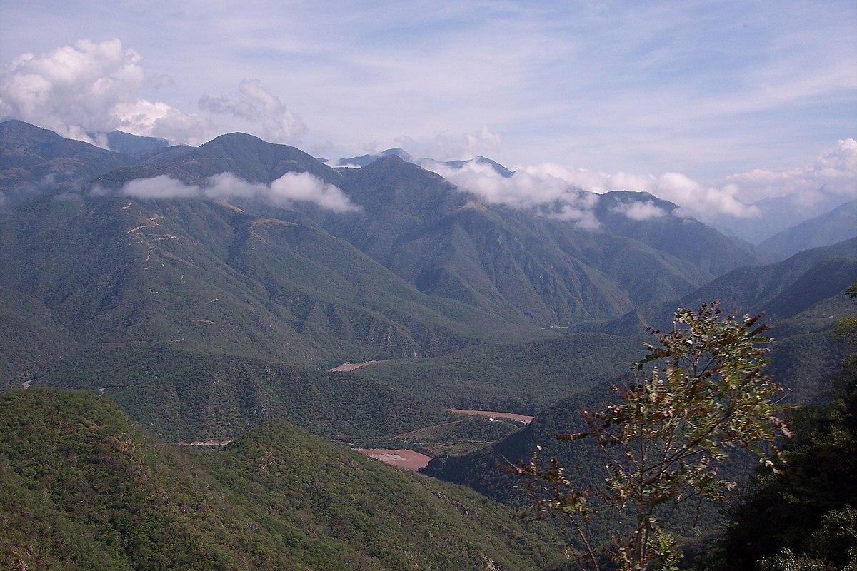 Sierra Madre Occidental Wikipedia