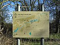 Sign at start of the Trent Valley Way, Thrumpton - geograph.org.uk - 744704.jpg