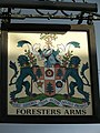 Sign for the Foresters Arms - geograph.org.uk - 1108479.jpg