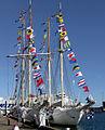 Signalflagga - Gladan-Falken - Ystad-2015.jpg