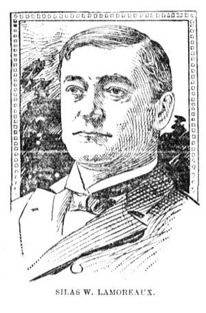Silas W. Lamoreux - Image: Silas W. Lamoreaux 1897