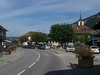 Sillingy Commune in Auvergne-Rhône-Alpes, France