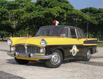 Simca - Image: Simca Chambord 1960