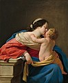 Simon Vouet - Madonna and Child - 2016.20.1 - National Gallery of Art.jpg