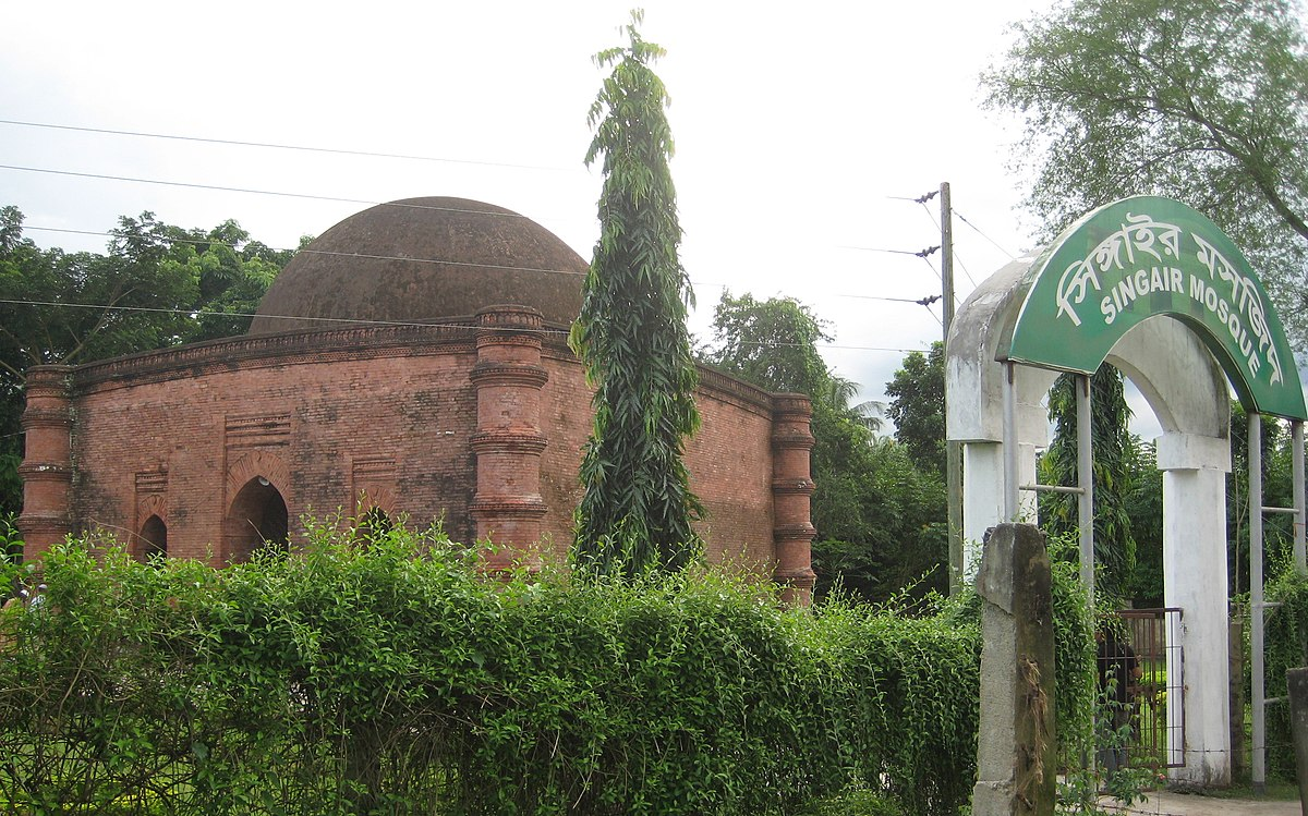 Mosque Wikipedia: Singair Mosque