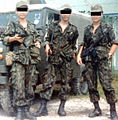 Singapore Army Combat Trackers in Brunei, early 1980s.jpg