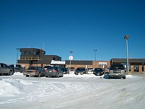 Sioux Lookout Airport - Image: Sioux Lookout Airport