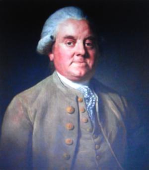 Sir Robert Palk, 1st Baronet - Sir Sir Robert Palk, 1st Baronet (1717–1798), portrait circa 1780 by Thomas Beach (1738–1806)