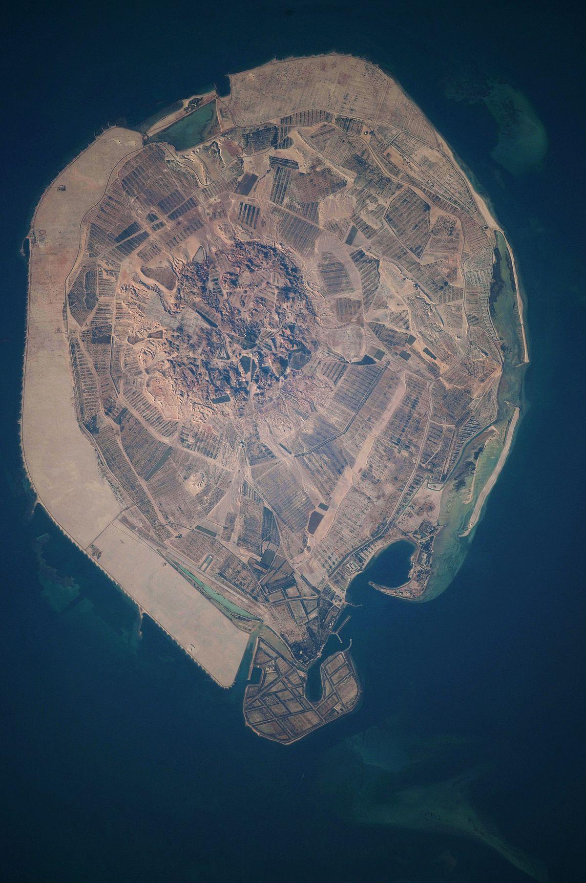 Sir Bani Yas Island – Travel guide at Wikivoyage