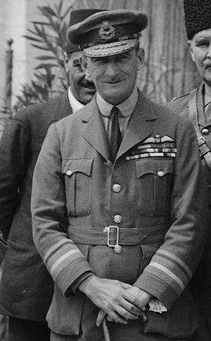 Geoffrey Salmond - Air Vice Marshal Sir Geoffrey Salmond in 1920