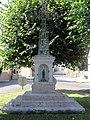Sissy (Aisne) oratoire-croix de chemin.JPG