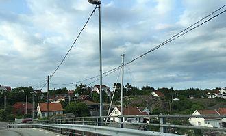 Flekkerøy - Image: Skålevik 1