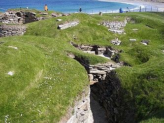 Skara Brae passageway 2.jpg