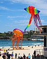 Skate and squid - Festival of the Winds 2010.jpg