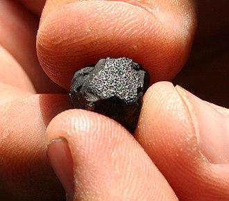 Sutter's Mill meteorite - Image: Sm 39 Miller 2 5g