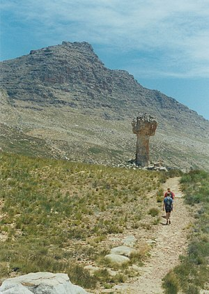 Cederberg - Image: Sneeuberg And Maltese Cross