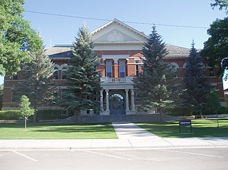 Snow College - The Noyes Building