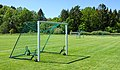 Soccer goals in the south field in Brastad 3.jpg
