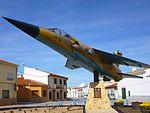 Socuéllamos - Monumento al Mirage F1 (2).JPG