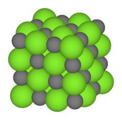 Kristalna rešetka NaCl