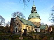 Solna kyrka 2012