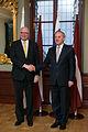 Somijas parlamenta priekšsēdētājs tiekas ar Latvijas Valsts prezidentu Andri Bērziņu (8392144558).jpg
