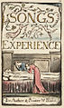 Songs of Innocence and of Experience, copy N, 1795 (Henry E. Huntington Library and Art Gallery) 1-29 100 Experience Title.jpg