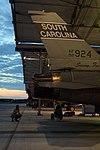 South Carolina Air National Guard flight line night operations (8971267368).jpg