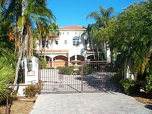 National Register of Historic Places listings in Miami-Dade County, Florida - Image: South Miami FL Allen Study 01