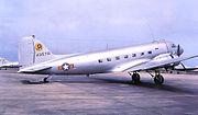 South Vietnamese Air Force Douglas C-47A-90-DL 43-15718
