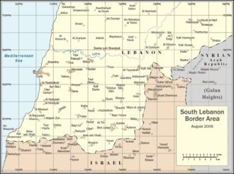 Southern Lebanon - Southern Lebanon
