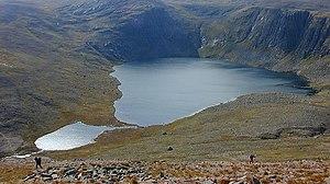 Cairngorms - Loch Etchachan.