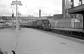 Southampton and Dorchester Railway
