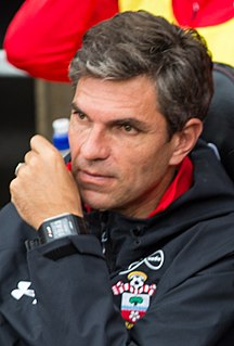 Mauricio Pellegrino Argentine footballer and manager