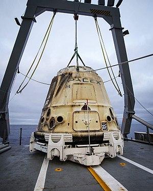 SpaceX Dragon C106