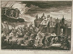 Spanish attack on Oran 1732.jpg
