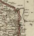 Special-Atlas des Königreichs Westphalen Departement der Elbe Kanton Werben 1812.png