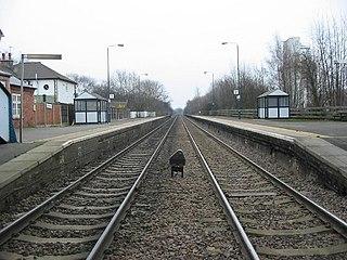 Spondon railway station
