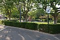 Square mairie des Clayes-sous-Bois, Yvelines 2.jpg