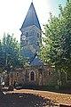 St-Barthélémy, Farges, Nordseite mit Turm.JPG