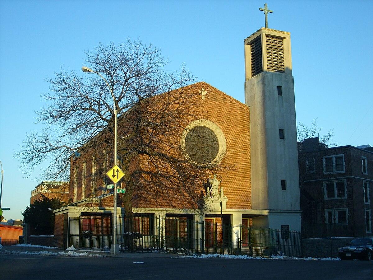 St Martin Of Tours Bronx Ny
