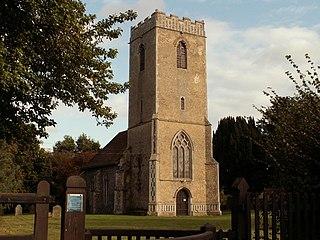 Melton, Suffolk village in Suffolk, England