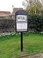 St. John the Evangelist Church, New Briggate, Leeds (12th April 2014) 008.JPG